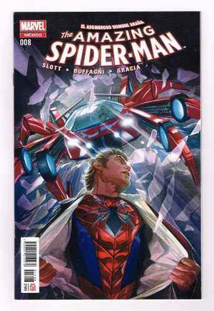 Amazing Spiderman # 8 - All New All Different - Televisa