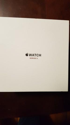 Apple Watch 3 lte