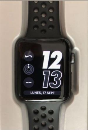 Apple Watch Nike serie 3 + GPS