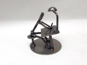 Arquitecto / Figura De Metal / Fierro