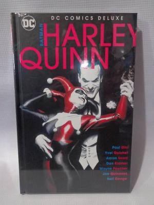 Batman Harley Quinn Dc Deluxe Pasta Dura