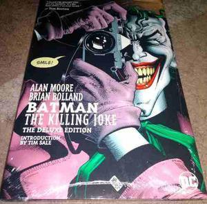 Batman The Killing Joke Dc Comics Pasta Dura
