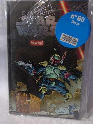 Boba Fett 1 Comics Star War Vol.60 Planeta De Agostini