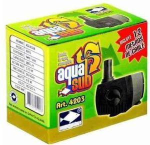 Bomba 4203 Agua Sumergible Mini Fuente