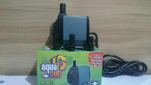 Bomba De Agua Sumergible 2000l/h 3.2m Fuente Muro Estanque