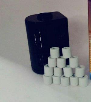 Canutillos De Cerámica Para Filtración 200 Gramos 1238