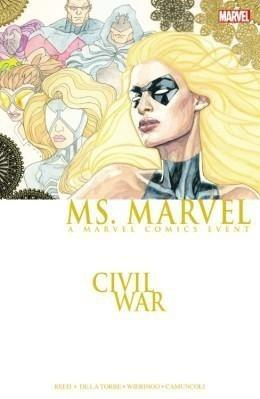 Civil War, Ms. Marvel