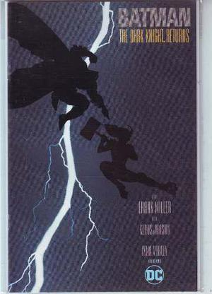 Cómic Batman The Dark Knight Returns Edicion Batman Day