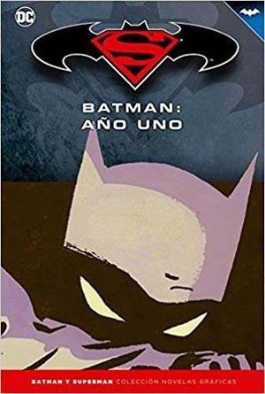 Comic Batman Año Uno Edicion Deluxe Importado Español