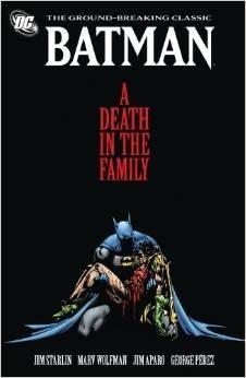Comic Batman Muerte En La Familia Jason Todd Rip Ingles