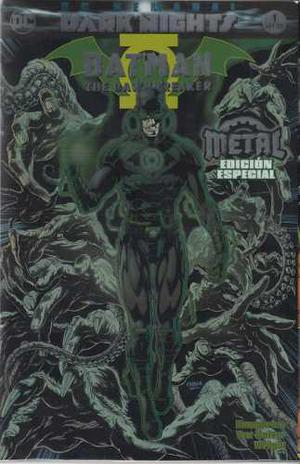 Comic Batman The Dawnbreaker Metal Edicion Especial