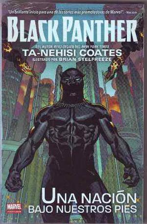 Comic Black Panther Una Nacion Bajo Nuestros Pies Sellado