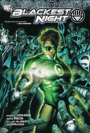 Comic Blackest Night Linterna Verde Completa Ingles Nuevo