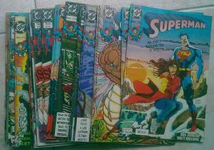 Comic Dc Superman Editorial Vid Varios Numeros Año 1993 A