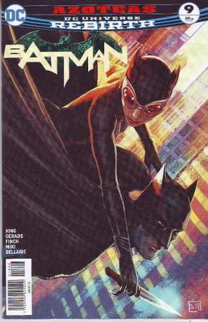 Comic Dc Universe Rebirth Batman # 9 Nuevo Español