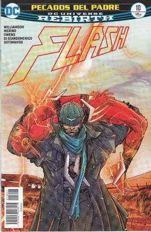 Comic Dc Universe Rebirth Flash # 10 Español Nuevo