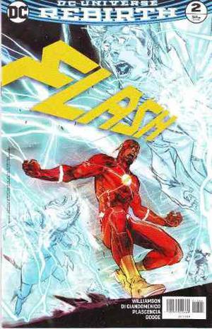 Comic Dc Universe Rebirth Flash # 2 Nuevo Español Televisa