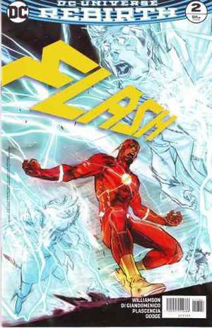 Comic Dc Universe Rebirth Flash Lote 00 Al 08 (09 Tomos)