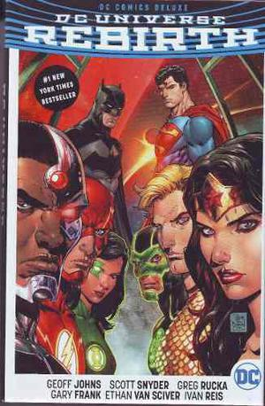 Comic Dc Universe Rebirth The Luxe Edition Español Johns I