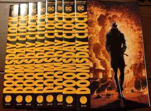 Comic Doomsday Clock #4 De 12 (ingles)