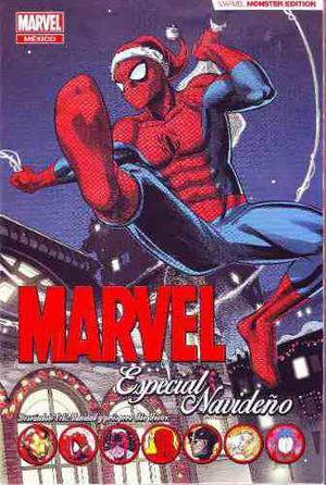 Comic Marvel Monster Especial Navideño Editorial Televisa
