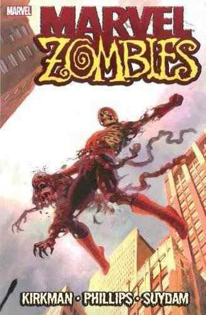 Comic Marvel Zombies Nuevo Completo Kirkman Ingles