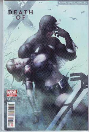Comic Saga Death Of X 04 Tomos Carton Y Bolsa Español