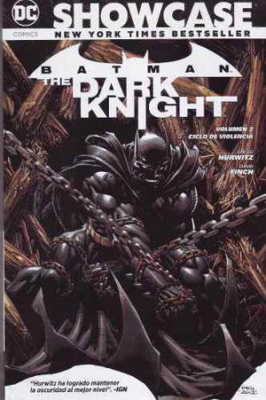 Comic Showcase Batman Dark Knight Vol. 2 Español Sellado