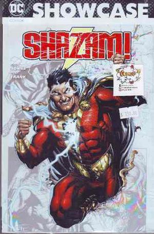 Comic Showcase Justice League Shazam Editorial Televisa