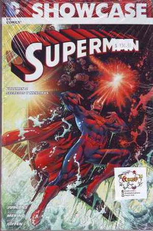 Comic Showcase Superman Volumen 2 Nuevo Y Sellado Televisa