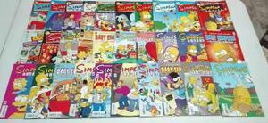 Comic Simpsons Numeros Sueltos Del 19 Al 158 Editorial Vid