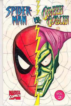 Comic Spiderman Vs. Green Goblin Volumen 2 Marvel Mexicana