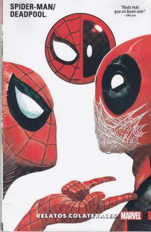 Comic Spiderman/deadpool Volumen Dos Relatos Colaterales