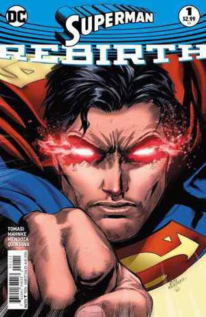 Comic Superman Rebirth # 1 One Shot Español Televisa
