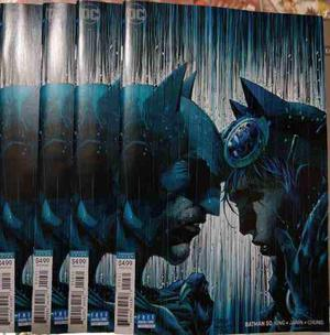 Comic The Wedding #50 (ingles) La Boda Batman Y Catwoman Var