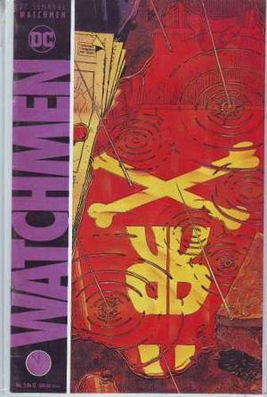 Comic Watchmen Tomo # 5 Español Televisa Dc Semanal