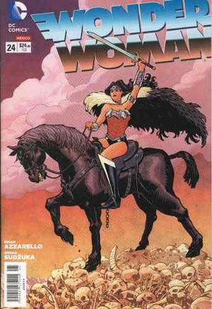 Comic Wonder Woman New 52 Números Disponibles