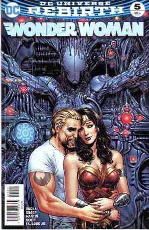 Comics Dc Universe Rebirth Wonder Woman # 5 Nuevo Cartoncito