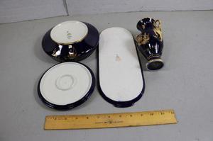 Conjunto De Porcelana Francesa Limoges