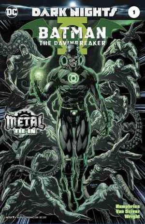 Dark Nights Metal Batman Dawnbreaker 1 Dc Comics Español