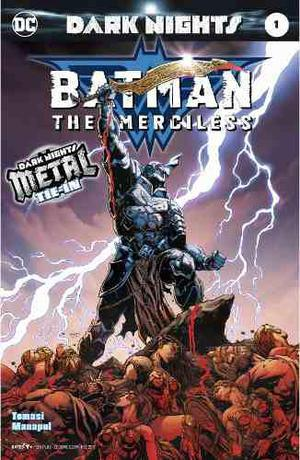 Dark Nights Metal Batman The Merciless 1 Dc Comics Español