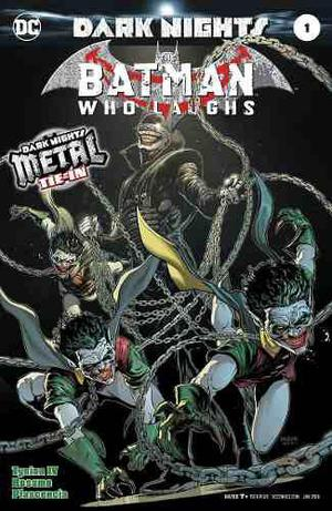 Dark Nights Metal The Batman Who Laughs Dc Comics Español