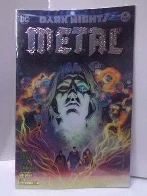 Dark Nights Metal Vol.4 Dc Televisa 2018