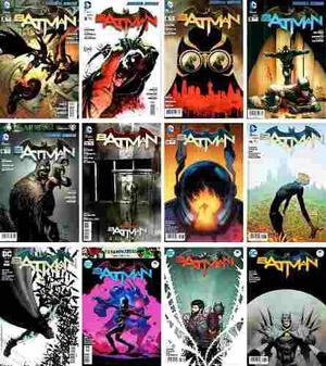 Dc Comics Batman 2 3 4 5 6 30 33 42 43 44 45 46 47 48 New 52