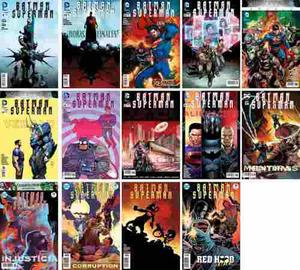 Dc Comics Batman Superman 1 11 15 17 20 21 22 23 24 25 26 27