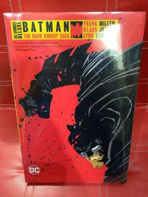 Dc Comics De Luxe Batman The Dark Knight Saga