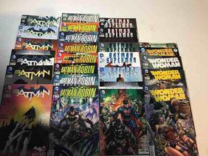 Dc Comics New 52 Y Rebirth. Batman, Superman, Jla, Etc.