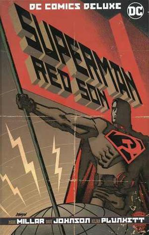 Dc Comics, Superman Red Son, Deluxe, Español