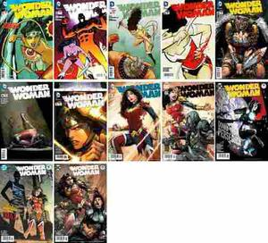 Dc Comics Wonder Woman 15 28 32 33 38 39 41 42 43 44 45 46 1