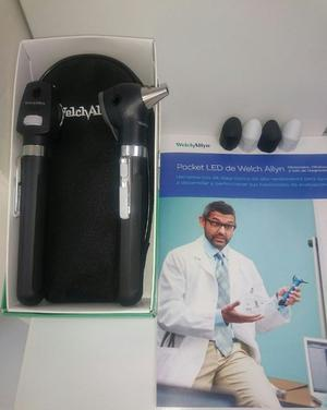 ESTUCHE DE DIAGNOSTICO POCKET LED WELCH ALLYN NUEVO